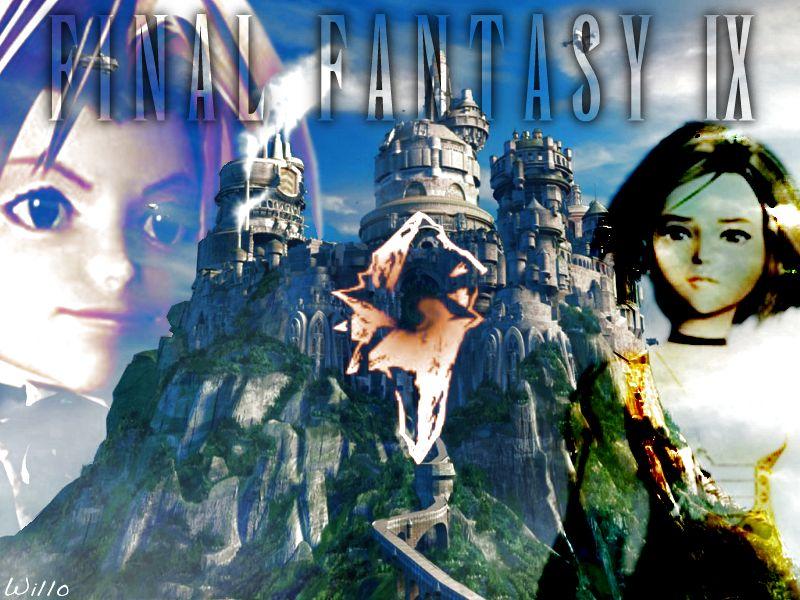 Final Fantasy Ix Wallpaper: Final Fantasy Ix Wallpaper Garnet