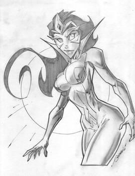 Star Sapphire by Steven Sanchez
