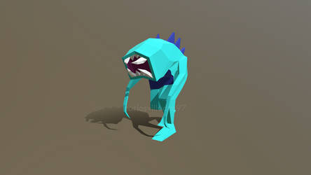 Enemy monster for the Unity