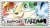 FAKEMON support stamp by super-tuler
