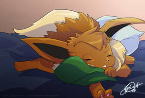 Afternoon Nap by super-tuler