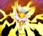 Auri the Jolteon