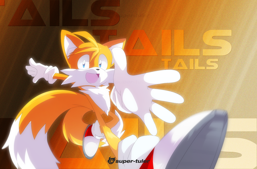 *...Tails the fox...*