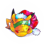 Jessichristmas Pikachu