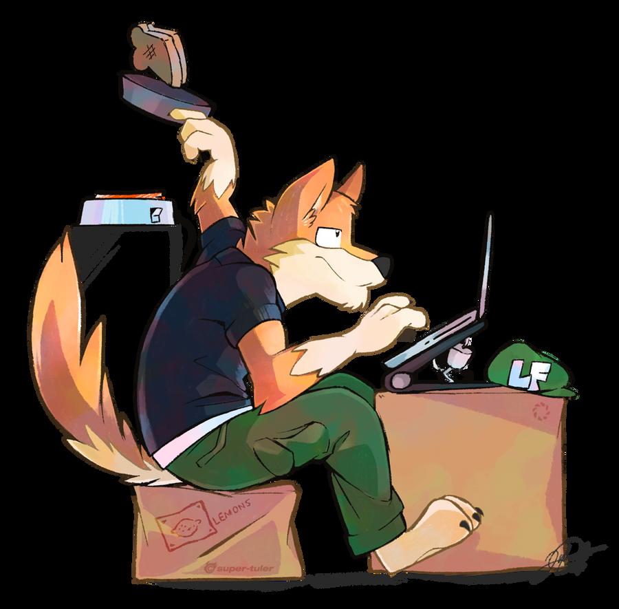 Dingopants: Coding face by super-tuler