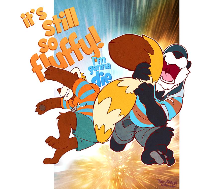 IT'S STILL SO FLUFFY!! by super-tuler