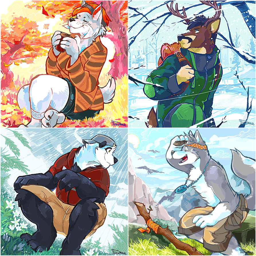 Seasons by super-tuler