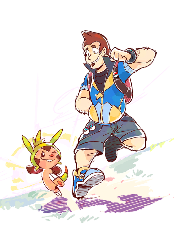 Next stop, Kalos! by super-tuler