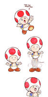 One small step for Toad
