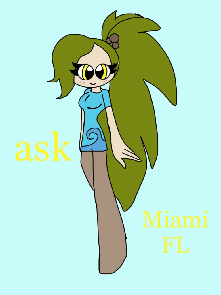 Ask Miami Fl by Epiclina