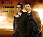Happy Tennant Tuesday! by ChibiAyane