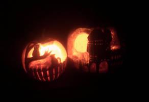 Pumpkins - Halloween 2013