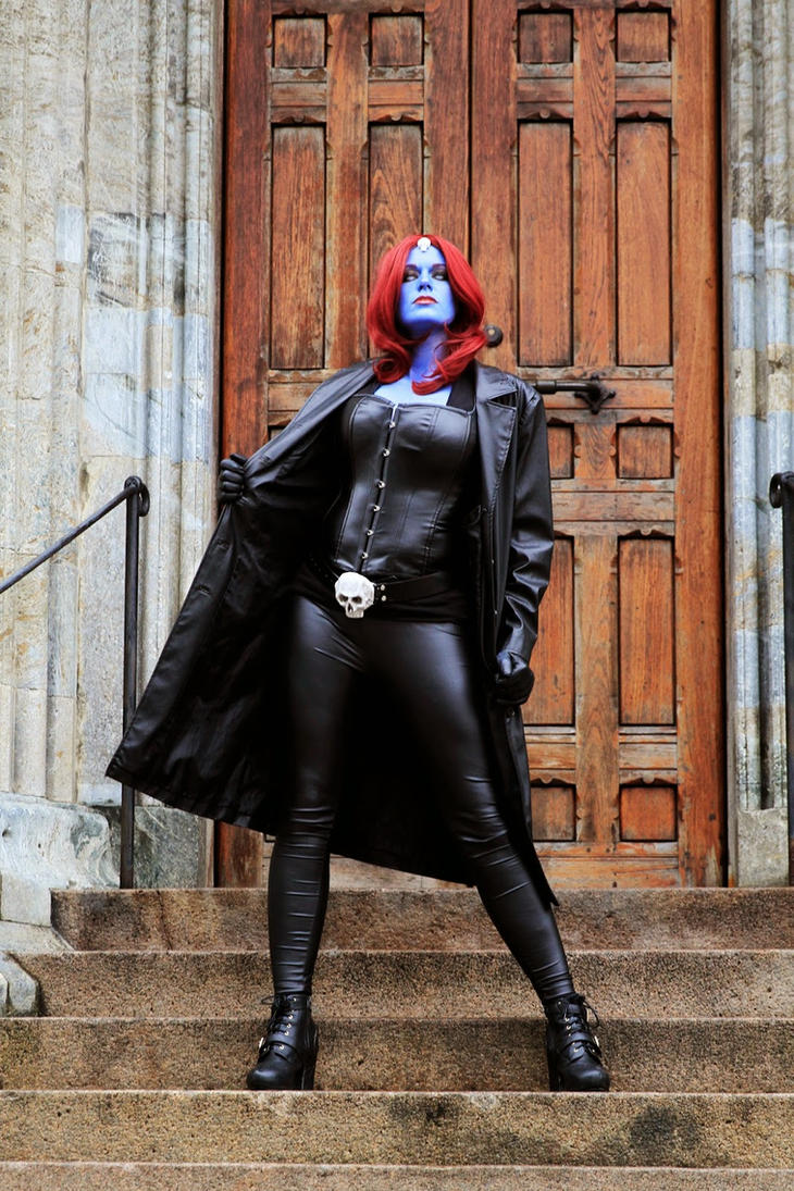 Mystique X-men cosplay by ChrixDesign