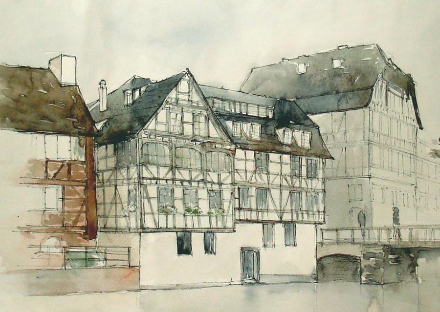 Strasbourg by wiatr7