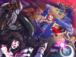 Universal Studios Japan Halloween Horror Night2015