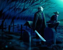 Graveyard of the night