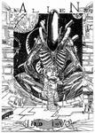 Alien BL Cover Concept