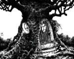 Tree House by Megadas