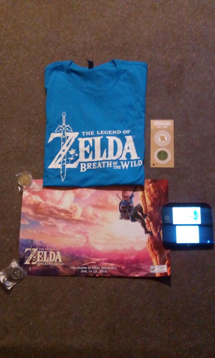 Zelda Demo Stuff by Megadas