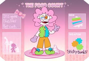[The Food Court] Konpeito