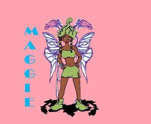 Cupcake fairy,  Maggie or Magnolia