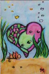 Octopus huggle