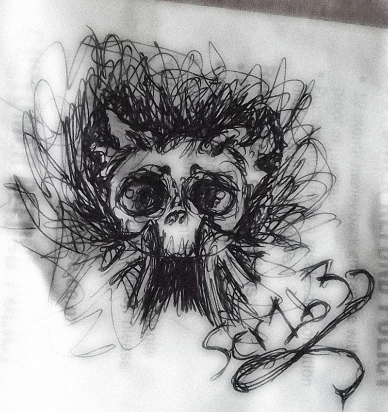 Batty by Scr1b3