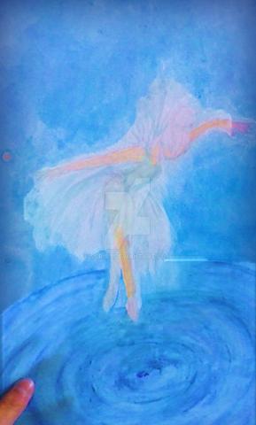 Swandancer - W.I.P. by Scr1b3