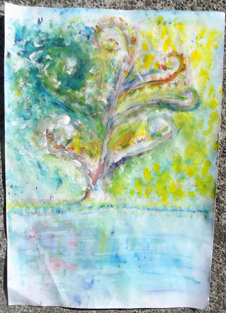 Dreamtree by Scr1b3