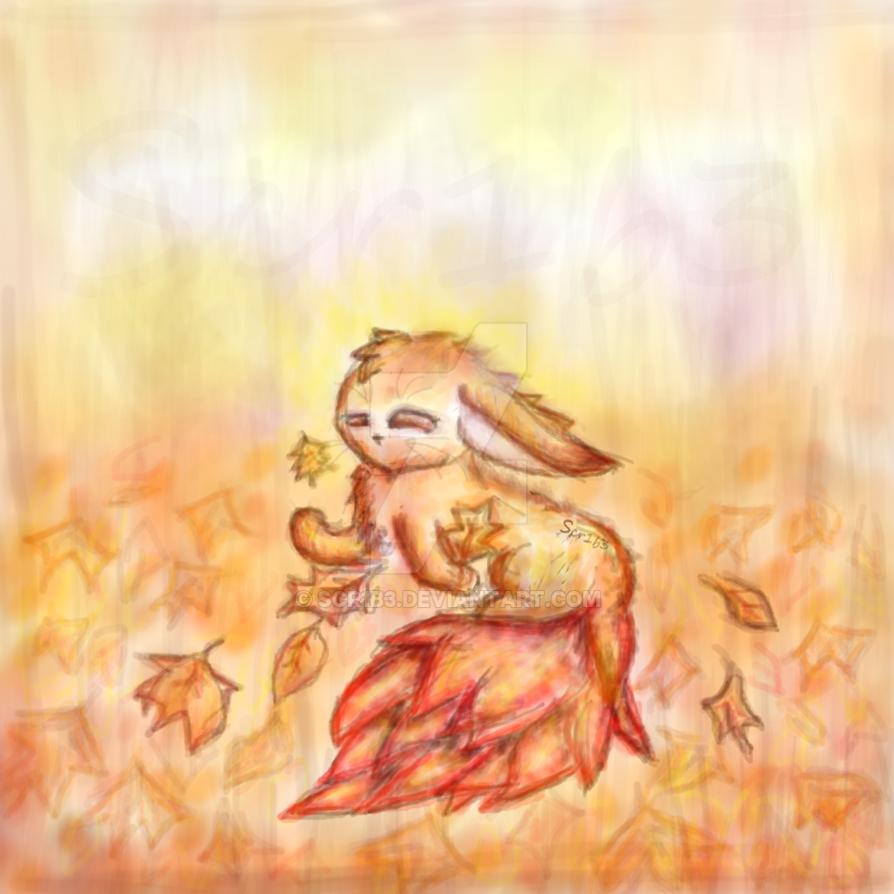 Leaf-litter by Scr1b3
