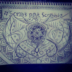 Dracos Mandala by Scr1b3