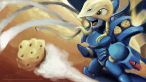 Pharah Muffins ( MLP x Overwatch Crossover)