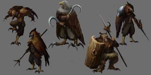Skygrave Tribe Lineup