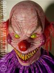 Chainsaw Creek Clown detail