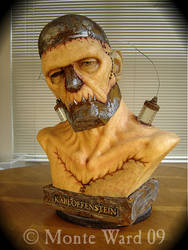 Karloffenstein Frankenstein