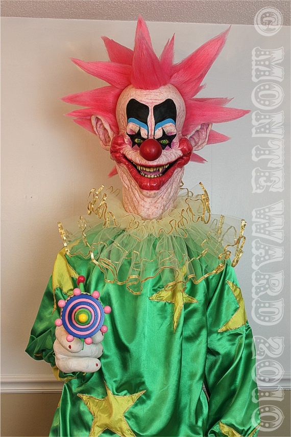 Spike killer klown statue 3 by dreggs88 on deviantart for Killer klowns 2
