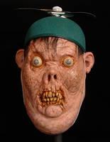 Spanky the Zombie Boy by dreggs88