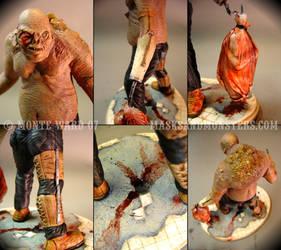 Mr. Meat Mutant Model Details by dreggs88