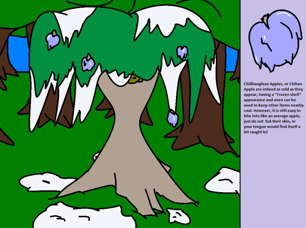 Chillhangleav tree by Stalker5999