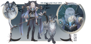 #37 Character Auction (CLOSED)