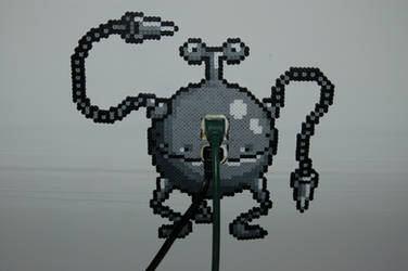 Atomic Power Robot Outlet Cover by evilpika