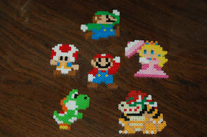 Mario Maker Costumes Pt 1 by evilpika