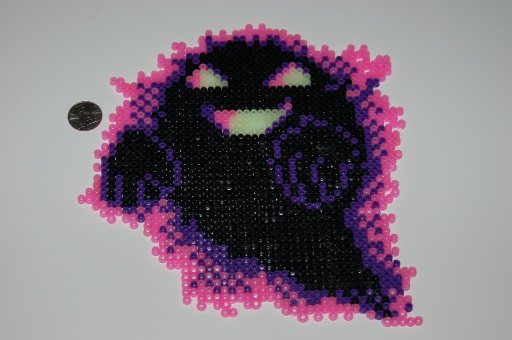 Pokemon Ghost by evilpika