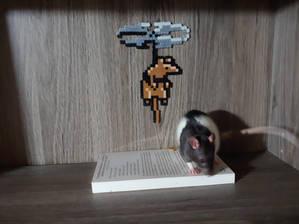 Propeller Rat and Rat