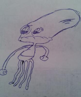 Squiddy by KakkaKayda