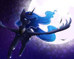 Princess Luna by Firelock13