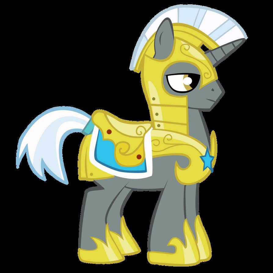 Royal Guard Unicorn by miketueur