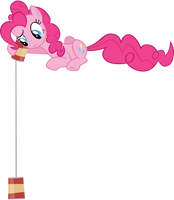 Pinkie Pie is Listening to You by miketueur
