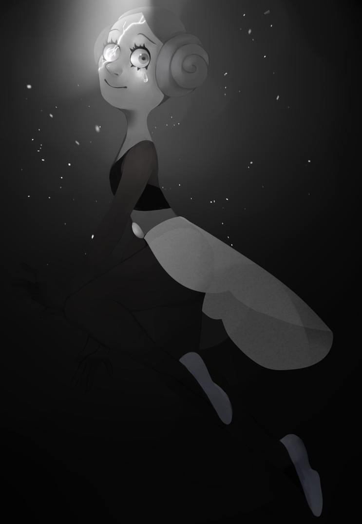 White pearl is so mysterious I love her design speedpaint here youtu.be/8naVAnkAvv4