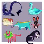 OTA - Creature Adopts - CLOSED